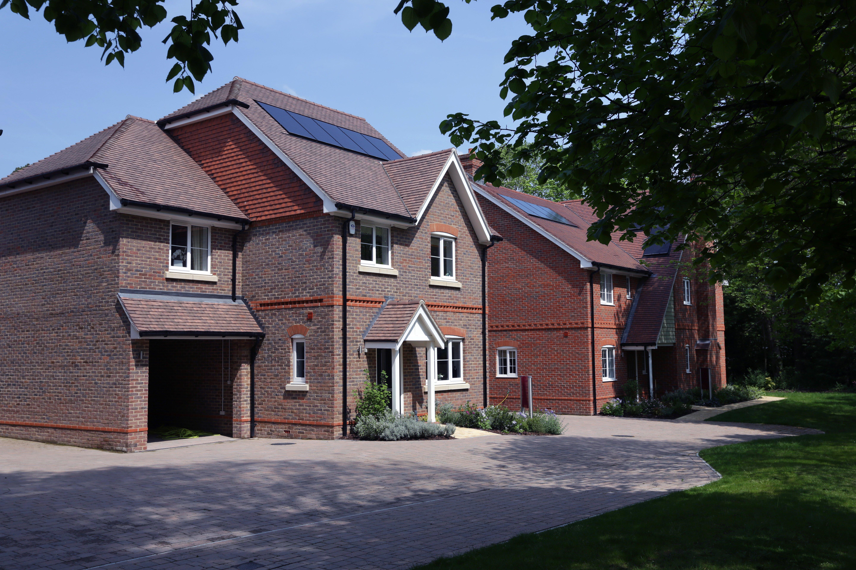 Cambridge Roof Truss Bewley Homes